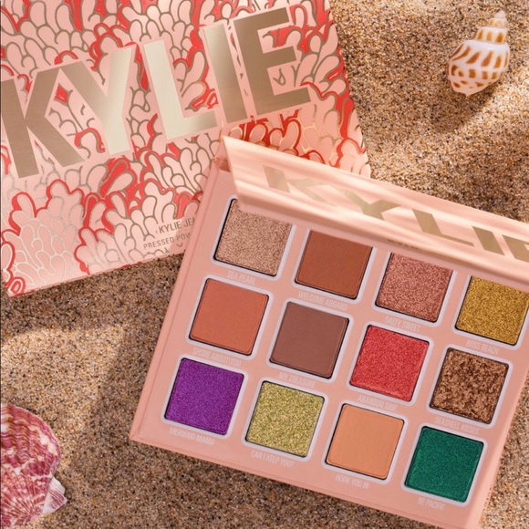 Kylie Cosmetics Other - 💦New Kylie Cosmetics Summer Eyeshadow Palette💦